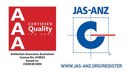 Australian ISO Certified